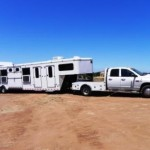 Truck and long haul trailer